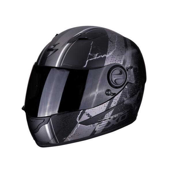 EXO-490 DAR Matt Black-Silver
