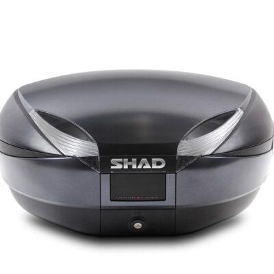 Централен куфар Top case SH48 – Dark grey – Shad