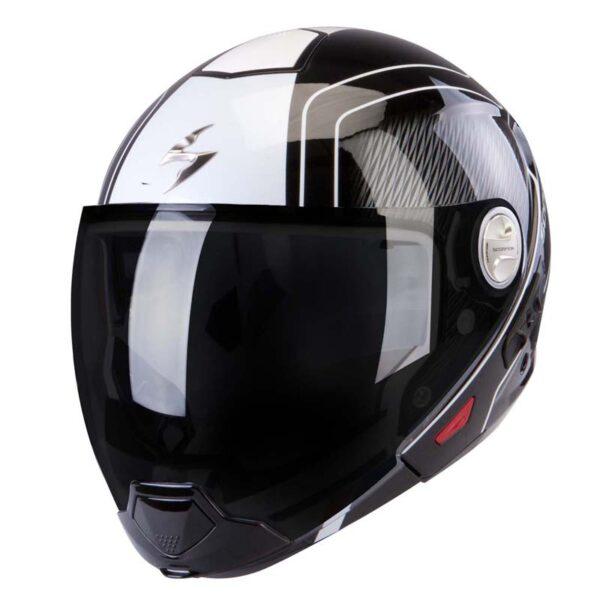 EXO-300 Air Grid White-Black